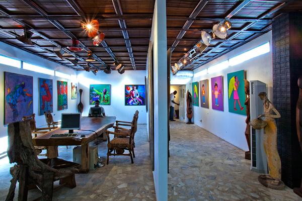 Art galleries in Nigeria