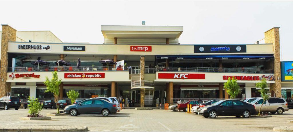 Ikeja City mall, Lagos