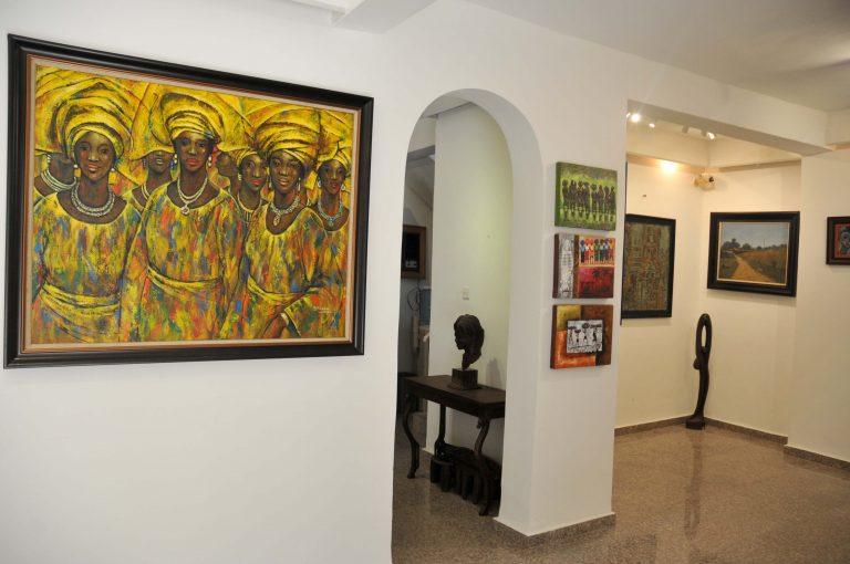 Inside the Mydrim gallery