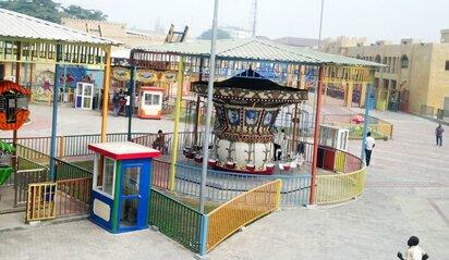 Apapa amusement park, Lagos Mainland