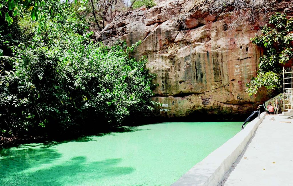 Warm springs, yankari game reserve-hotels.ng