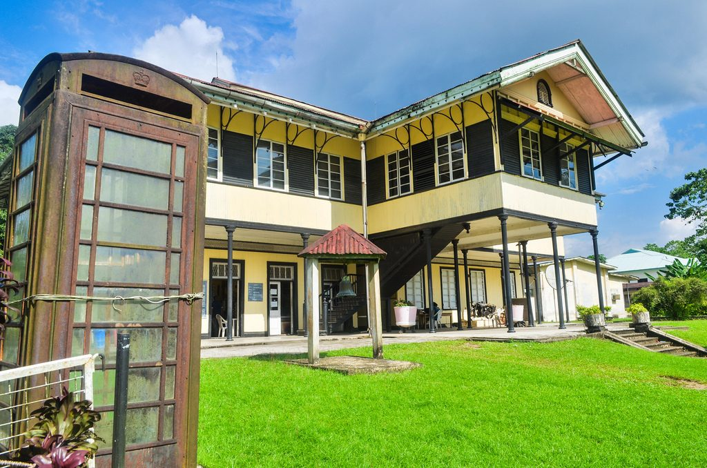 Old Residency Museum, Calabar