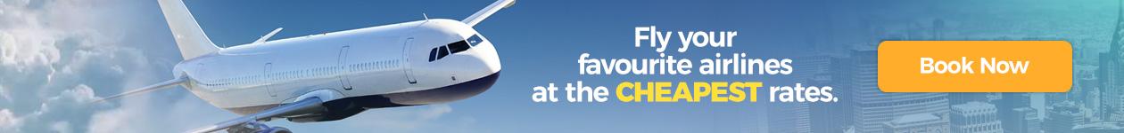 Book cheap flights online