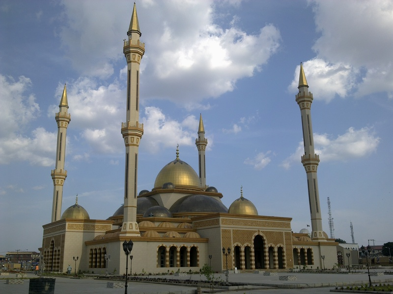 Ilorin Central Mosque--hotels.ng