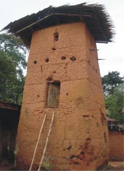 Dike-Madueke's-Ancient-War-Tower--hotels.ng