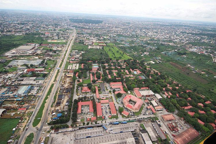 Aba city image