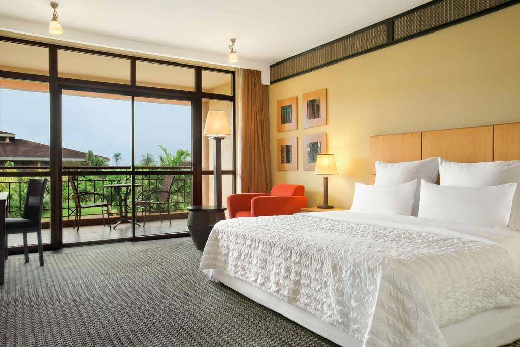 A room at Le Meridien Ibom Hotel and Golf Resort