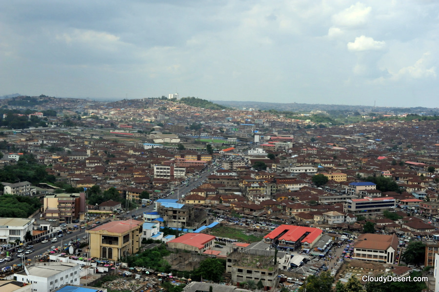 Ibadan city image