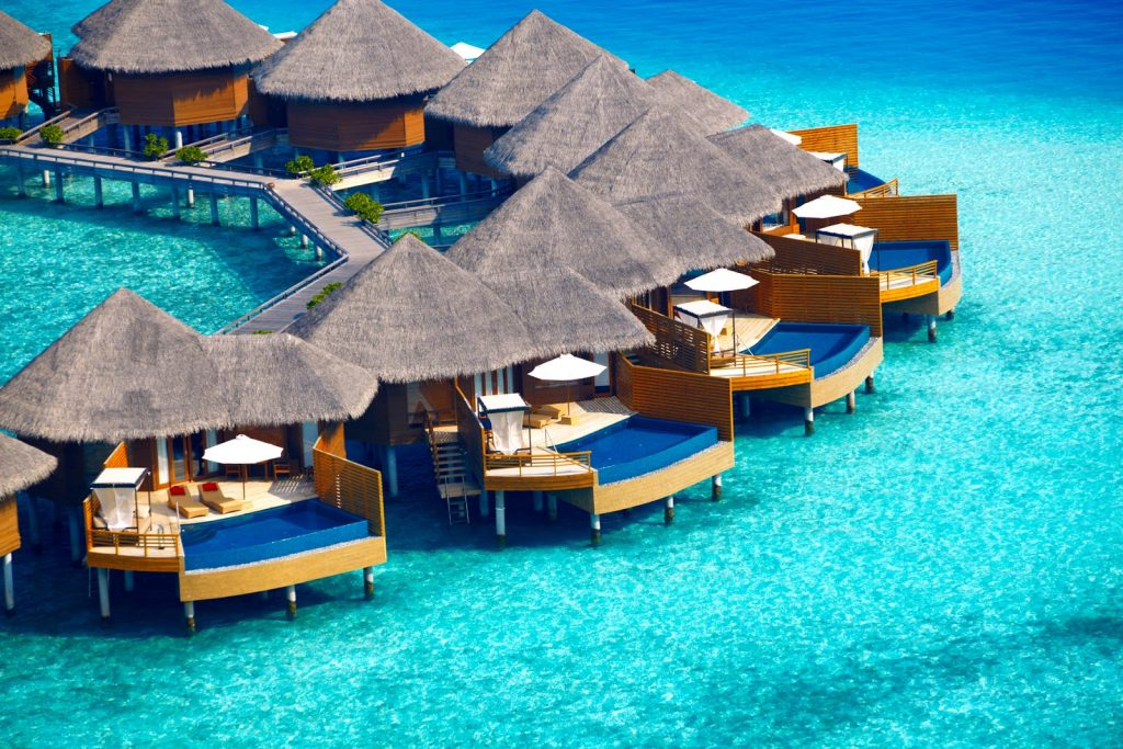 Cheapest Countries Nigerians can visit for tourism: Maldives