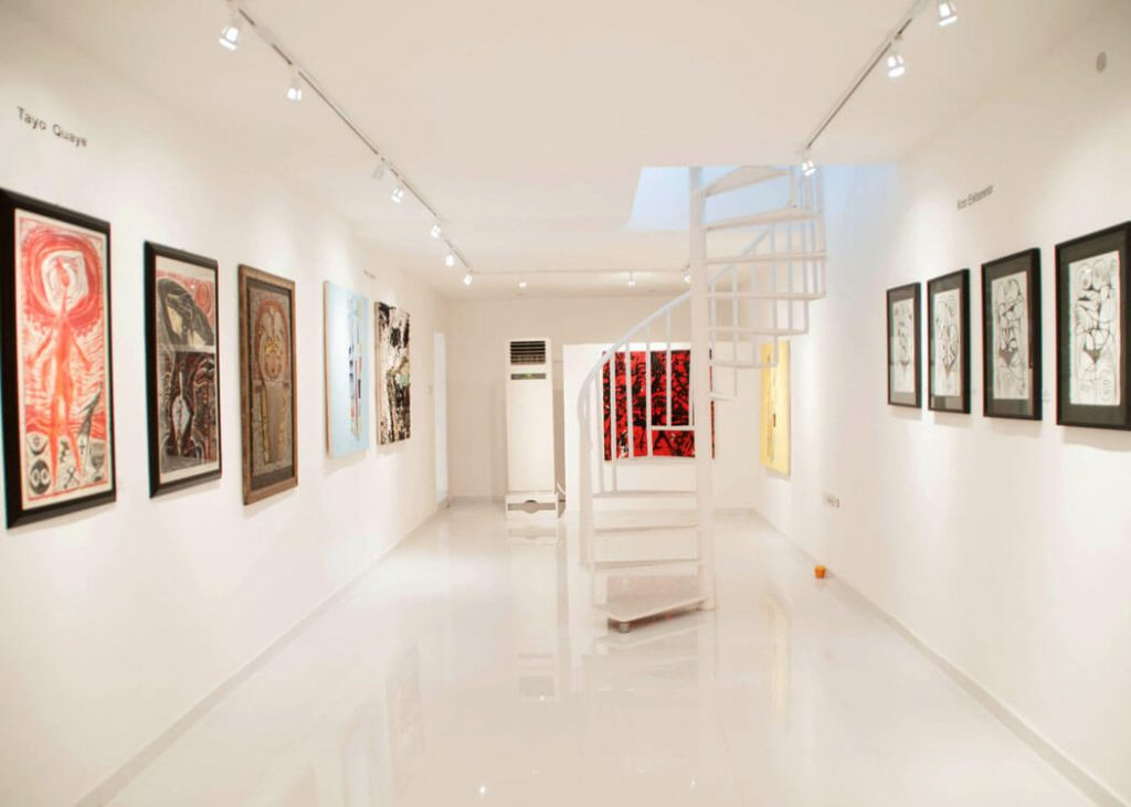 Rele Art Gallery, Lagos