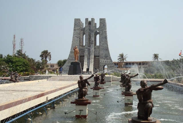 Countries Nigerians can visit for tourism: Ghana