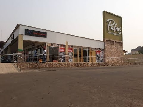 Palms Shopping Mall Ilorin