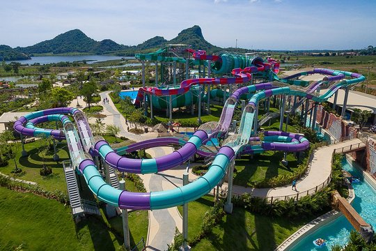Countries Nigerians can visit for tourism: Ramayana water park Seychelles